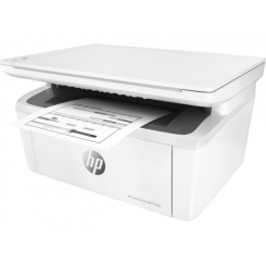HP LaserJet Pro M28a Multifunction Laser Printer