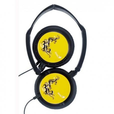 Genius Foldable Headband Headset HS-410F