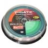 DVD خام 8.5 گیگابایتی - DVD 9 تی گیت T-Gate پک 10 عددی