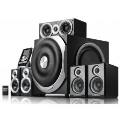 اسپیکر S550 شش تکه ادی فایر Edifier S550 5.1 Perfect for PC, gaming, TV Multimedia 540ٌW Speakers