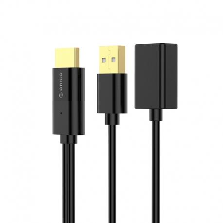 آداپتور انتقال تصویر به HDMI مدل ORICO PE-P1