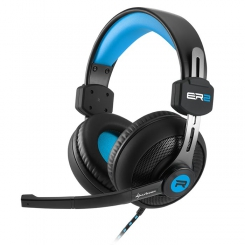 Sharkoon RUSH ER2 Blue Gaming Headset