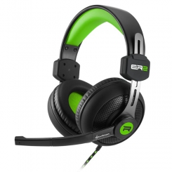 Sharkoon RUSH ER2 Green Gaming Headset