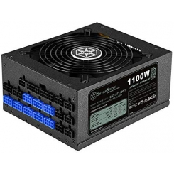 پاور / منبع تغذیه کامپیوتر سیلوراستون Silverstone Strider Titanium SST-ST1100-TI