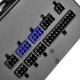 پاور / منبع تغذیه کامپیوتر سیلوراستون Silverstone Strider Platinum SST-ST55F-PT