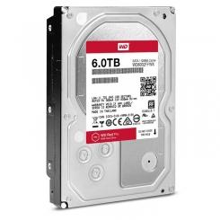 هارددیسک اینترنال وسترن دیجیتال Western Digital Red Pro ظرفیت 6 ترابایت