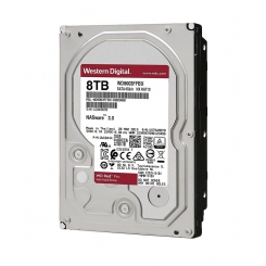 Western Digital Red Pro WD4002FFWX Internal Hard Drive 8TB