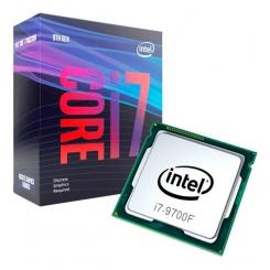 سی پی یو (پردازنده) اینتل Intel Core i7-9700F