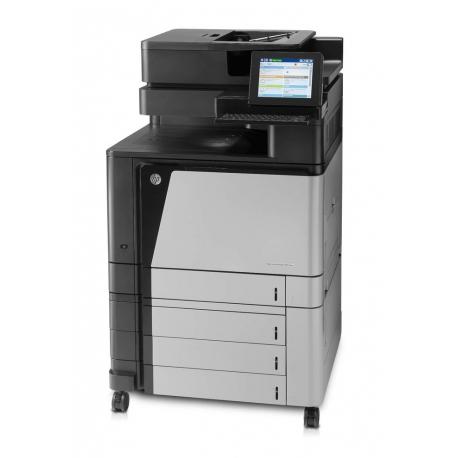 پرینتر چند کاره لیزری رنگی اچ پی HP LaserJet Enterprise flow M880z Printer