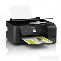 پرینتر چند کاره جوهرافشان اپسون EPSON EcoTank L3160 Multifunction Inkjet Printer