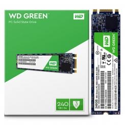 اس اس دی M.2 وسترن دیجیتال مدل WDS240G2G0B ظرفیت 240 گیگابایت