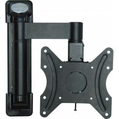 براکت / پایه دیواری متحرک LCD arm برقی بهمراه ریموت مدل TWM-270