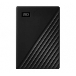 WD 4TB My Passport New Edition Portable External