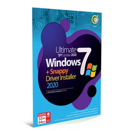 ویندوز 7 گردو اسنپی درایور 2020 (سرویس پک 1)