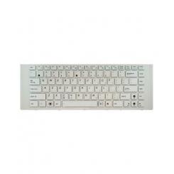 کیبورد لپ تاپ ایسوس سفید Laptop Keyboard ASUS A40