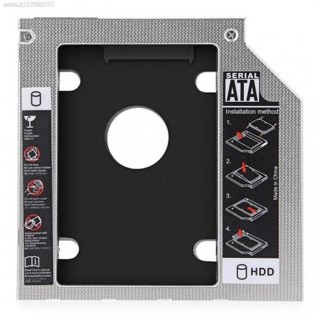 کدی هارد و SSD دوازده میلیمتری