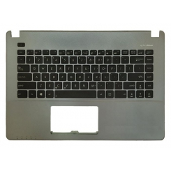 کیبورد لپ تاپ ایسوس X451 مشکی با قاب C نوک مدادی