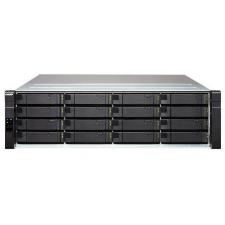 ذخیره ساز تحت شبکه کیونپ Qnap ES1640dc-v2-E5-96G