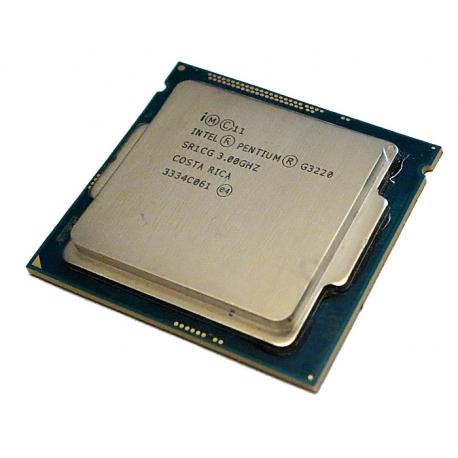 سی پی یو بدون فن G3220 پنتیوم