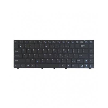 کیبورد لپ تاپ ایسوس K42-K43-X42-X44 مشکی - با فریم
