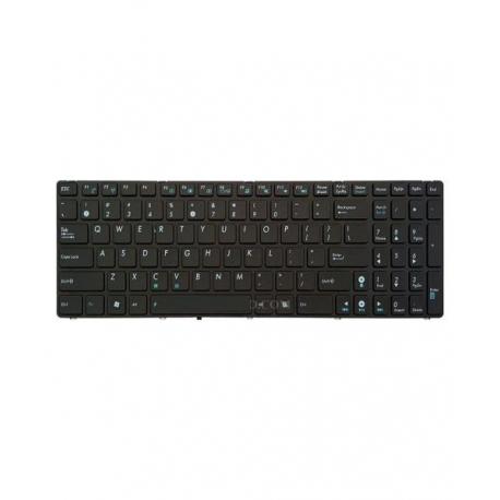 کیبورد لپ تاپ ایسوس K52-K53-N61-UX50 مشکی - با فریم