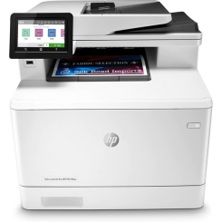 HP MFP M479fdw Color Laserjet Printer