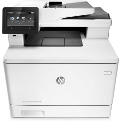HP MFP M377dw Color Laserjet Printer