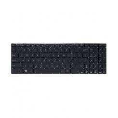 کیبورد لپ تاپ ایسوس N56 مشکی - با بک لایت -بدون فریم