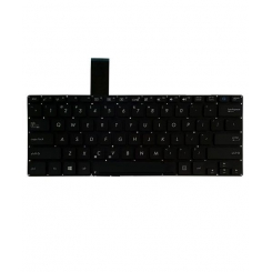 کیبورد لپ تاپ ایسوس S300 مشکی - اینتر کوچک - بدون فریم