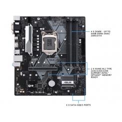 ASUS PRIME B365M-A LGA-1151 Motherboard