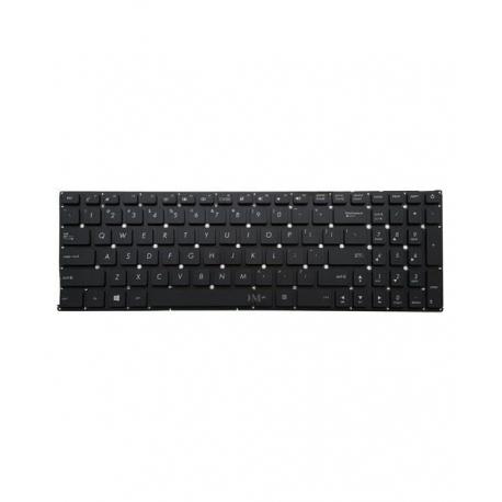 کیبورد لپ تاپ ایسوس X540 مشکی - اینتر کوچک - بدون فریم