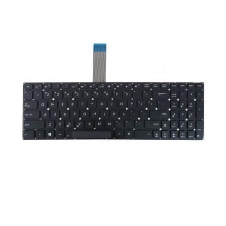 کیبورد لپ تاپ ایسوس X550-K550 مشکی - اینتر کوچک - فلت بلند