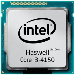 Intel Core i3-4150 Haswell TRAY CPU