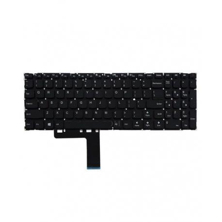 کیبورد لپ تاپ لنوو IdeaPad 110-15ACL بدون فریم - با دکمه پاور