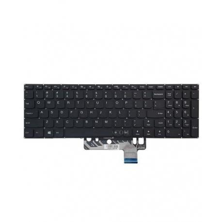 کیبورد لپ تاپ لنوو IdeaPad 510-15 مشکی - اینتر کوچک - بدون فریم