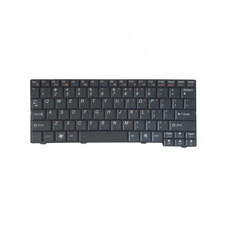 کیبورد لپ تاپ لنوو IdeaPad Mini S10-2 مشکی
