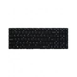 کیبورد لپ تاپ لنوو IdeaPad Y50-70 مشکی - بدون فریم