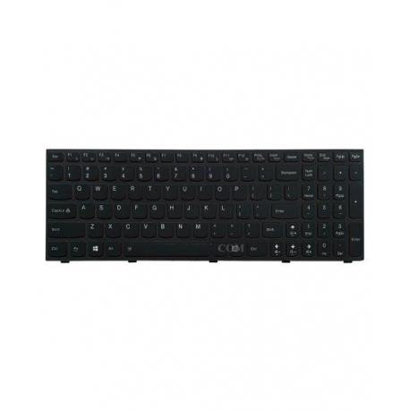 کیبورد لپ تاپ لنوو IdeaPad Y500N با بک لایت - با فریم