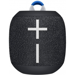 Ultimate Ears Wonderboom 2 Portable Bluetooth Speaker Black
