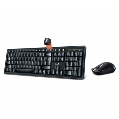 Genius KM-8200 Wireless Keyboard and Mouse