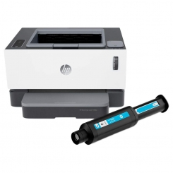 HP Printer Never Stop Laser 1000a