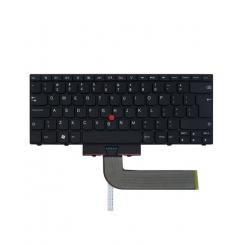 کیبورد لپ تاپ لنوو ThinkPad E50 مشکی - با ماوس - با فریم