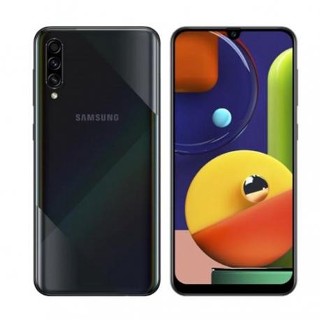 گوشی موبایل سامسونگ Galaxy A50s دو سیم کارت 128 گیگابایت مشکی
