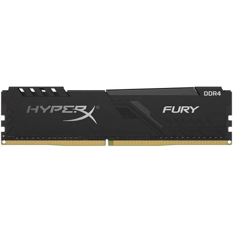رم هایپر ایکس کینگستون 16 گیگابایت HyperX Fury DDR4 2666MHz