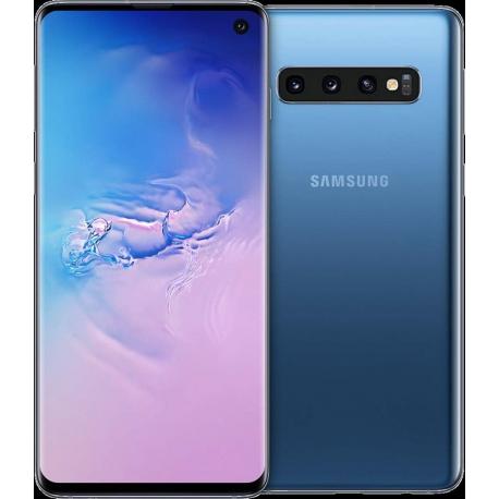 گوشی موبایل سامسونگ Galaxy S10 دو سیم کارت 128 گیگابایت آبی