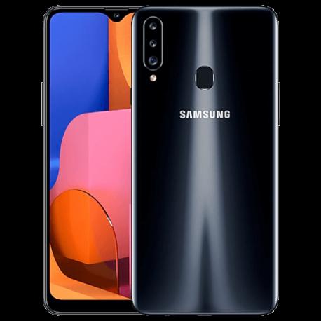 گوشی موبایل سامسونگ Galaxy A20s دو سیم کارت 32 گیگابایت مشکی