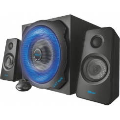 Trust GXT 628 Tytan 2.1 Illuminated Speaker