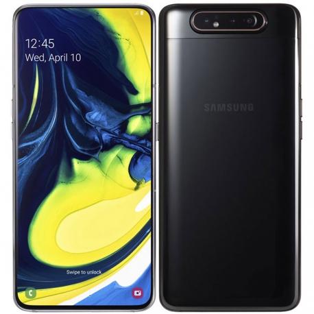 گوشی موبایل سامسونگ Galaxy A80 دو سیم کارت 128 گیگابایت مشکی