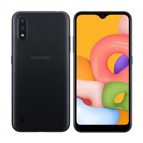 گوشی موبایل سامسونگ Galaxy A01 دو سیم کارت 16 گیگابایت مشکی