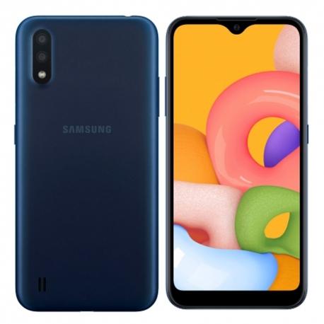 گوشی موبایل سامسونگ Galaxy A01 دو سیم کارت 16 گیگابایت آبی